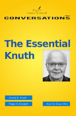 The Essential Knuth front cover